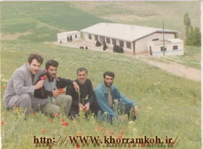 تصاویری از خرمکوه از طرف جناب آقای حاجتی...